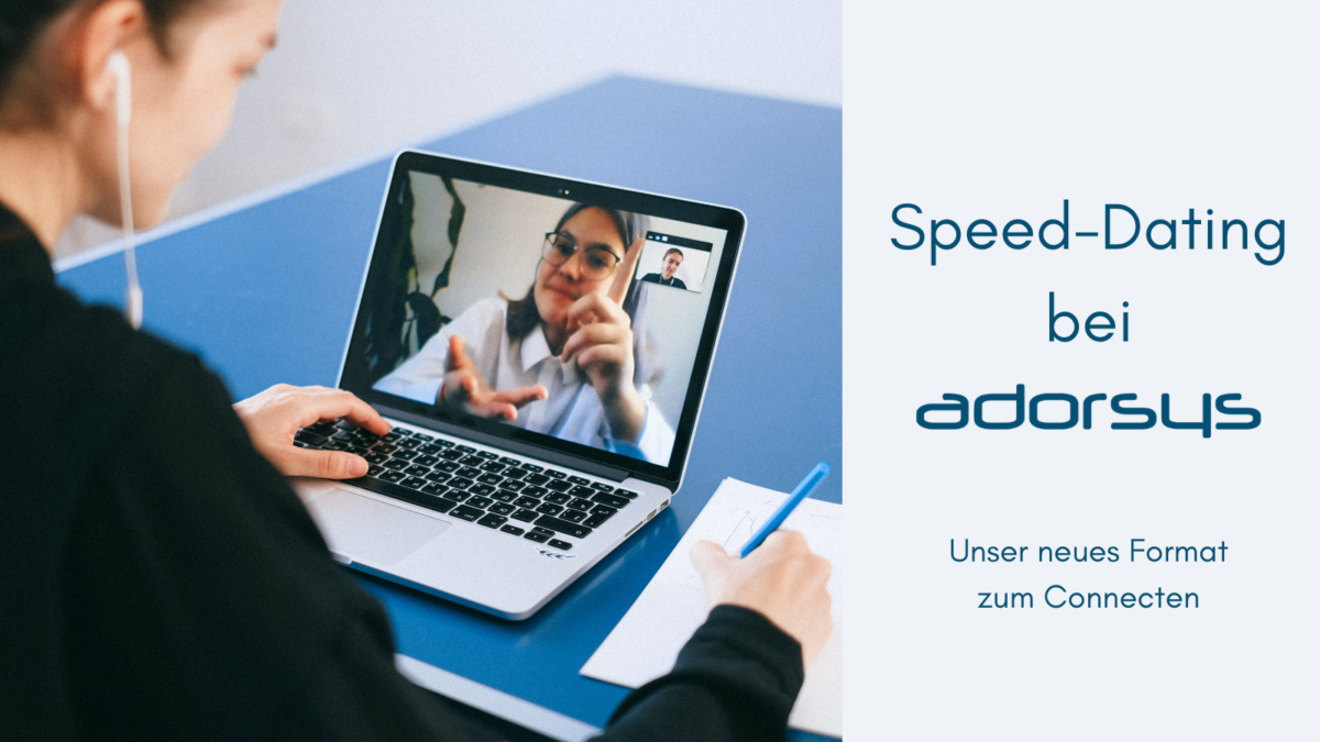 Speed-Dating bei adorsys