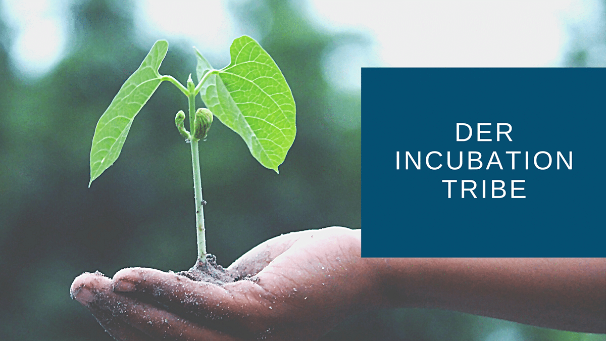 Der Incubation Tribe – The missing link
