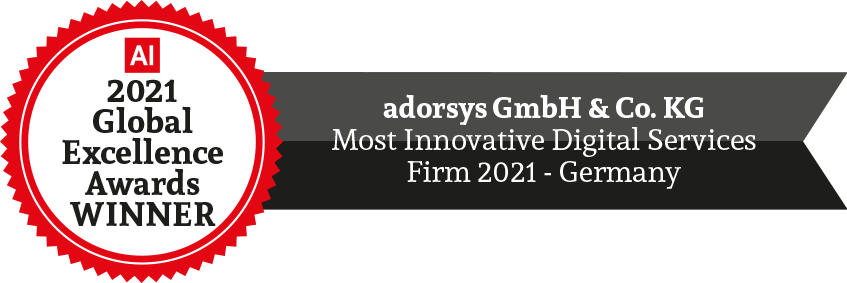 adorsys Global Excellence Awards Gewinner