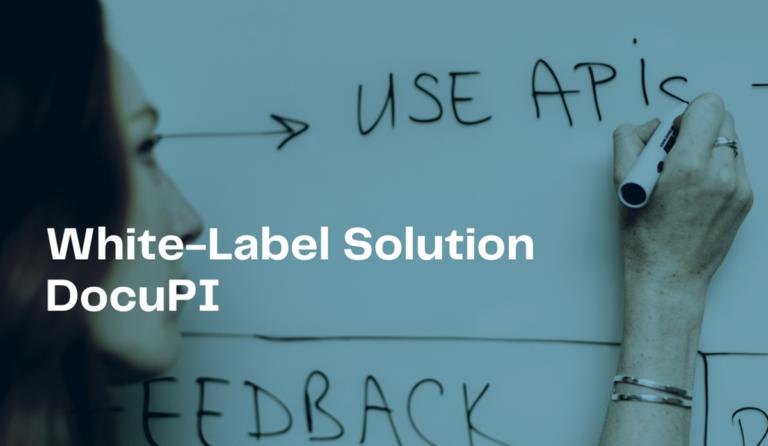 white label solution docu pi